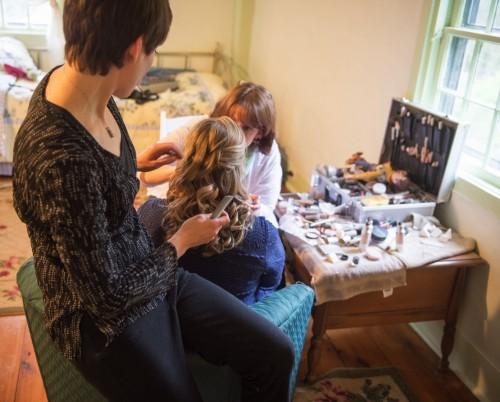 Tranquility Salon & Skin Care wedding